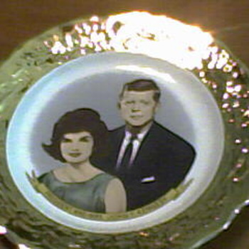 JFK and Jackie - China and Dinnerware