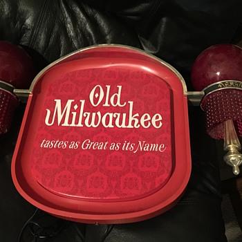 Old Milwaukee sign