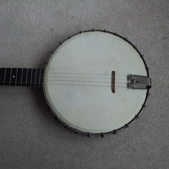 john grey & son 4 string banjo g5759 - Guitars