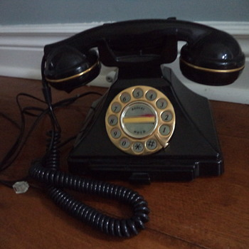 Vintage Microtel Princess Phone Model 944