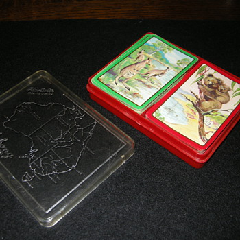 Australian Playing Cards - Cards