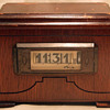 1937 Pennwood Model #411 Numechron With Adler Royal Case