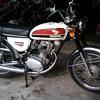 My 1973 Honda CB100