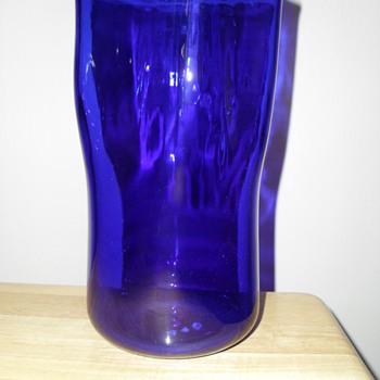 ID this vase ??? - Glassware