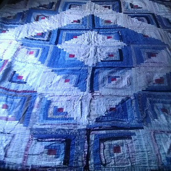 Two generation patch work quilts