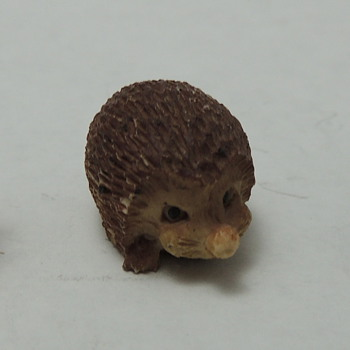 Tiny Wooden Animals - Painted in Scotland