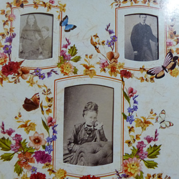 A few of my CDV's - Photographs