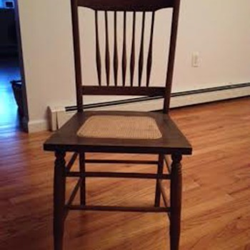 Can someone tell me what year this chair was made? Is it a collectible?  - Furniture