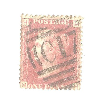 Red Penny Stamps