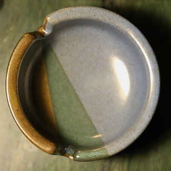 Heath Ceramics Ashtray - Tobacciana