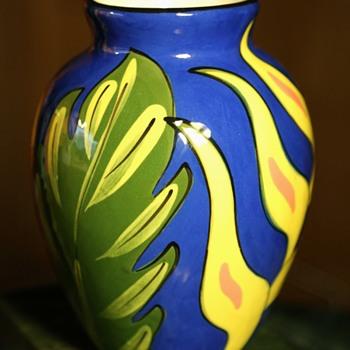 Eco Creaciones - Costa Rica Pottery Vase - Art Pottery