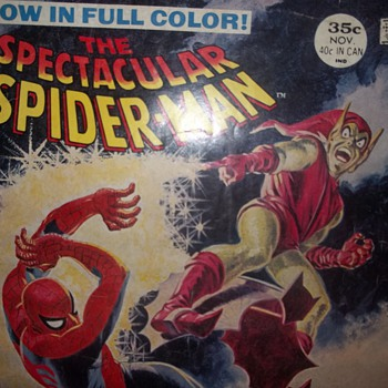 My Spidey Comics ( 1968 ) - Comic Books