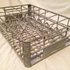 1940's Wire Coke Bottle Washing Rack