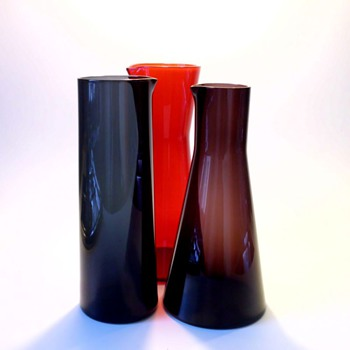 Klaus Breit Jugs for Wiesenthalhütte 3001, 3002, and 3003