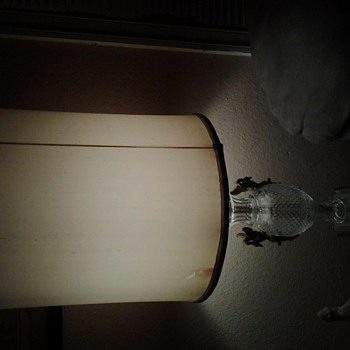 Western-Germany table lamp