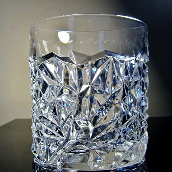 TIFFANY & CO /ICEBUCKET - Art Glass