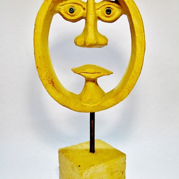 DAVID GIL 1922 - 2002  /BENNINGTON   - Art Pottery