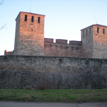 "Medieval castle ""Baba Vida"" in Vidin, Bulgaria. - Photographs"