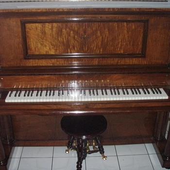 Player Piano (pianola) - Musical Instruments
