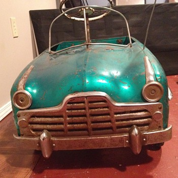 "Thistle Pedal Car ""Rocket 88""  - Toys"