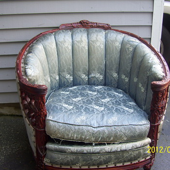 old chairs ? - Furniture