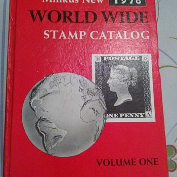WORLD WIDE STAMP CATALOG