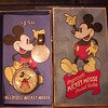 1936-37 Mickey Mouse Pocket Watch and Packaging