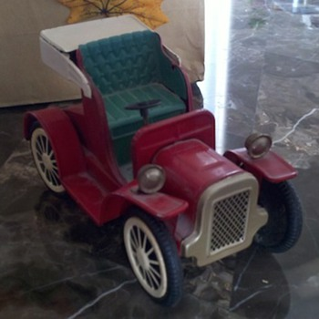 Grandfather's Car - Model Cars