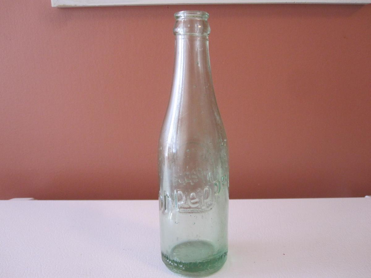 Vintage Dr Pepper bottle - Mercari: BUY & SELL