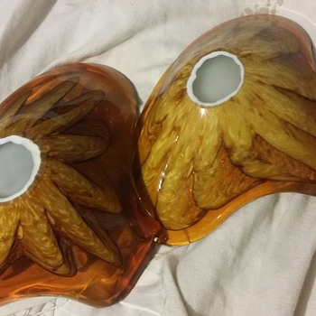 my favorite bowls - Art Glass