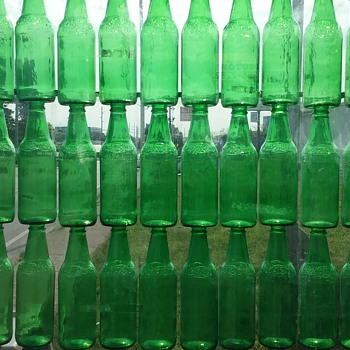 Going Green! - Bottles