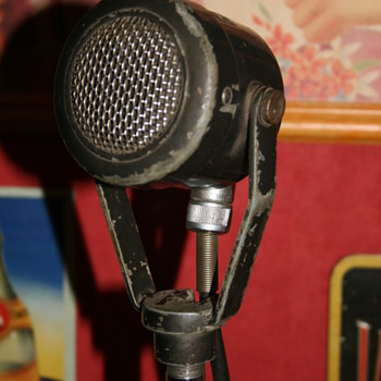 turner dynamic microphone - Radios