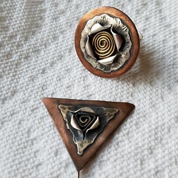 Hand Made Ring & Brooch Pin - Fine Jewelry