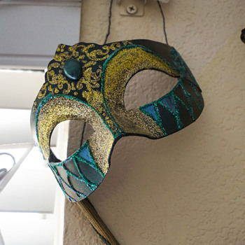 Masquerade Mask - Visual Art