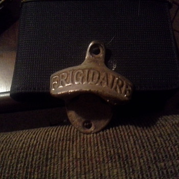 Frigidaire Bottle opener