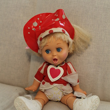 So Surprized Suzie BabyFace Doll