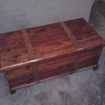 Cedar Chest - Furniture