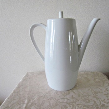Christian Seltmann Coffee Pot - China and Dinnerware