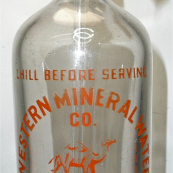 Western Mineral Water Co.