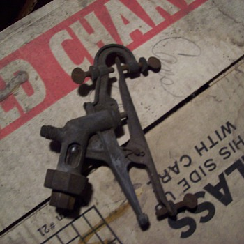 1/4 gem crane - Tools and Hardware