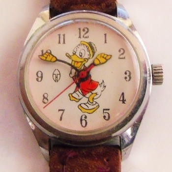 "Hegde-Golay ""Gladstone Gander"" Wristwatch - Wristwatches"