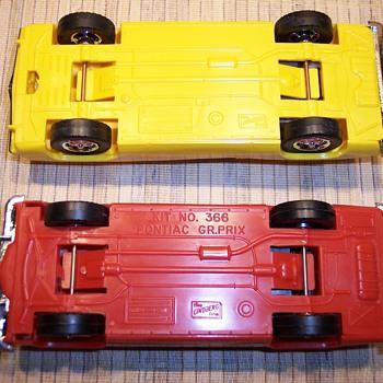 Lindberg Line Model Cars