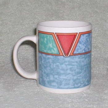 Dimensional Colors Coffee Mug - Kitchen