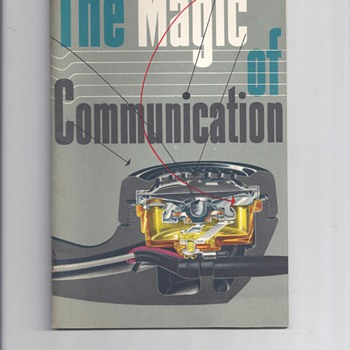 THE MAGIC OF COMMUNICATION - Books