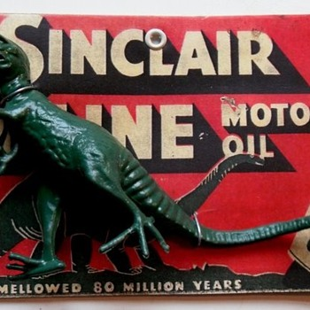 sinclair opaline toy - Petroliana