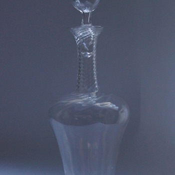 Christopher Dresser design decanter.