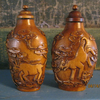 antique Snuff Bottles