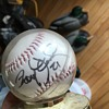 Major League Baseball autographed