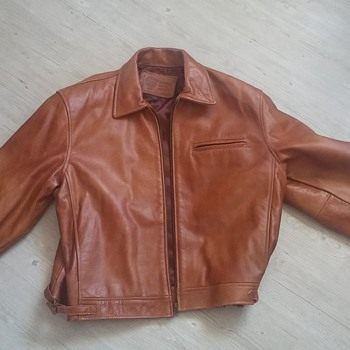 Coca Cola leather