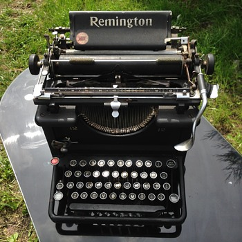 What Remington is this? - Office